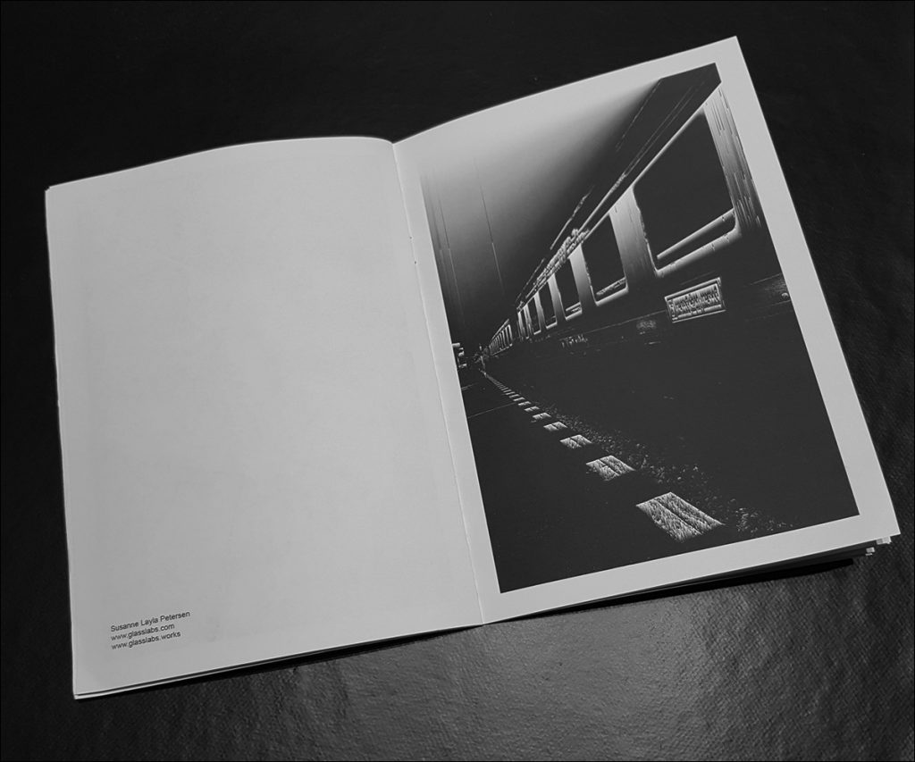 Death Railway i Average Art magazine