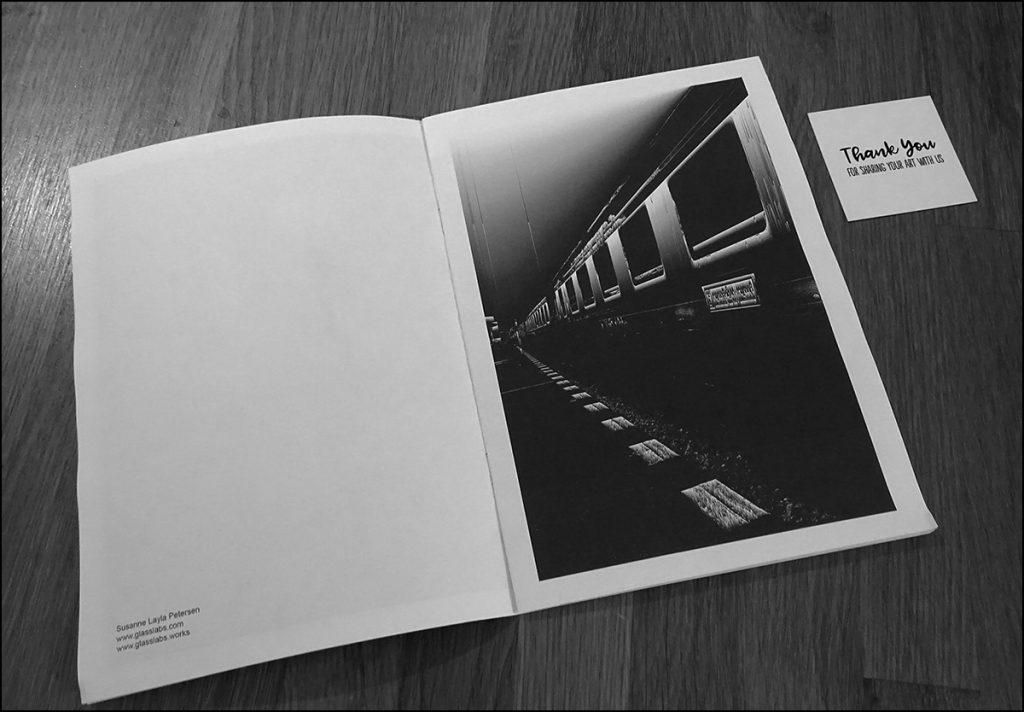 Kunsttidsskriftet A5 bringer Death Railway