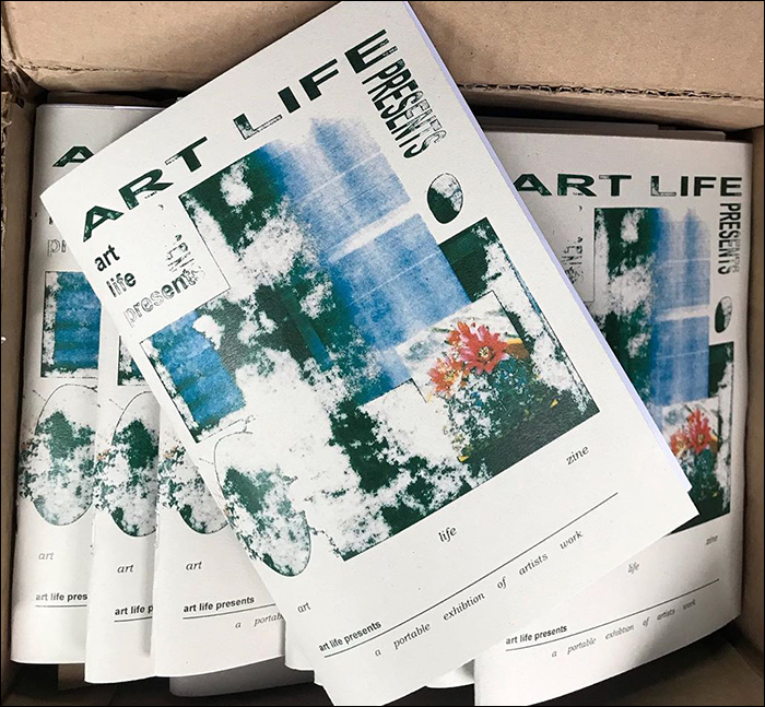 Life Art Presents magazine
