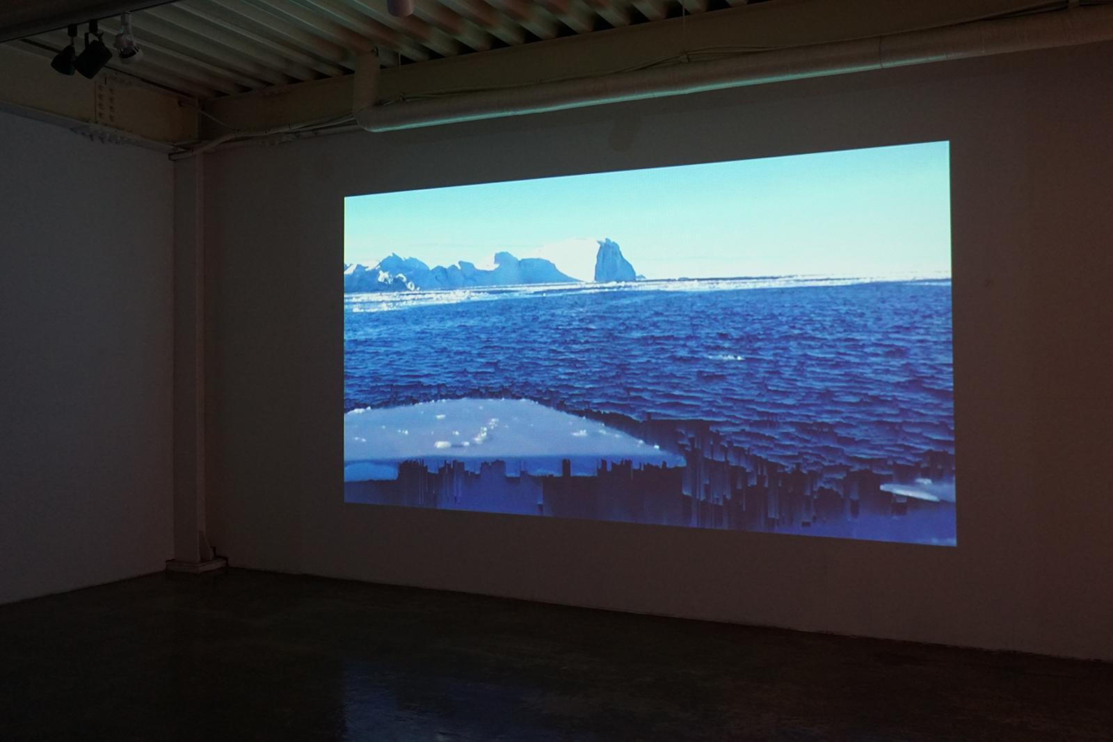 The End of the World as we know it foto fra CICA Experimental Film and Video 2020 udstillingen